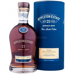 Appleton Estate 21 Ani 0.7L