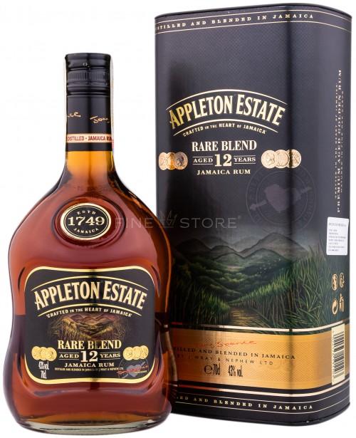 Appleton Estate Rare Blend 12 Ani 0.7L