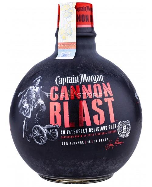 Captain Morgan Cannon Blast 1L