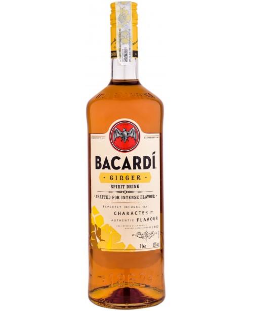 Bacardi Ginger 1L