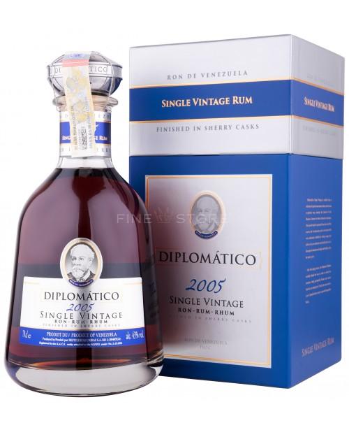 Diplomatico Single Vintage 2005 0.7L