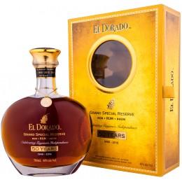 El Dorado Grand Special Reserve 50th Anniversary 0.7L