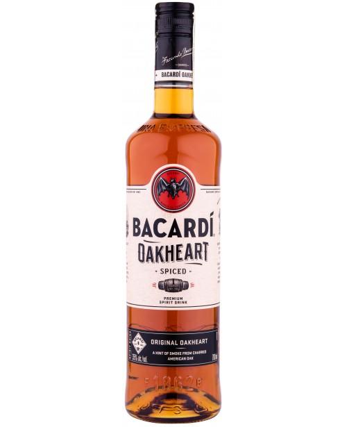 Bacardi Oakheart 0.7L Top