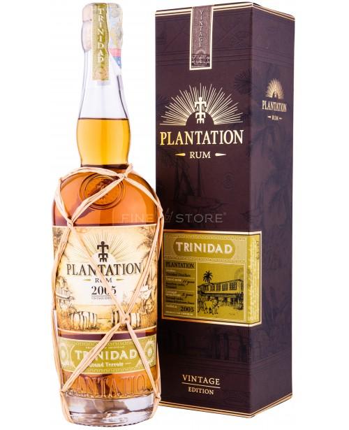 Plantation Vintage Edition Trinidad 2005 0.7L Top