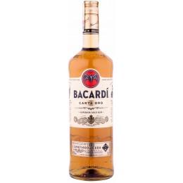 Bacardi Carta Oro Gold 1L