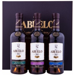 Abuelo Anejo XV Anos Finish Collection