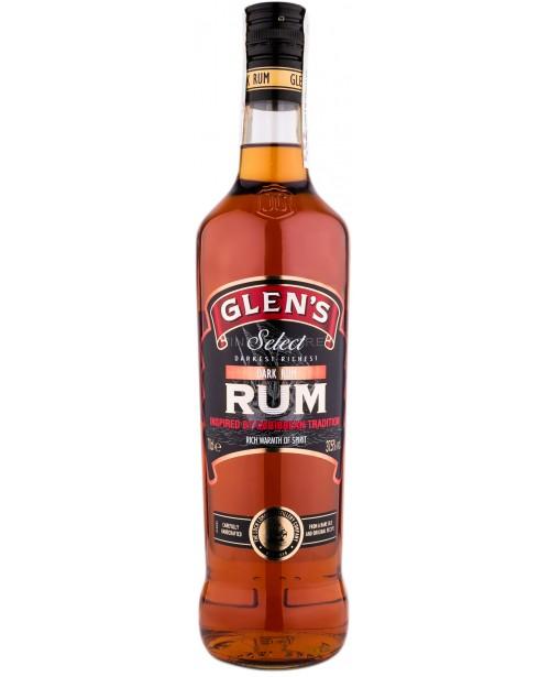 Glen's Dark Rum 0.7L