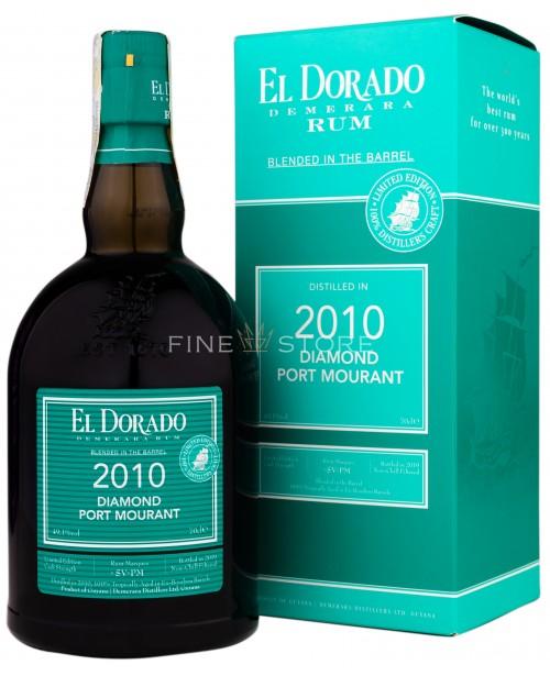 El Dorado Diamond Port Mourant 2010 0.7L