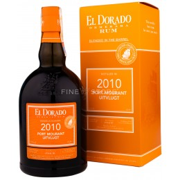 El Dorado Port Mourant UITVLUGT 2010 0.7L