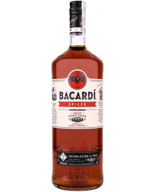 Bacardi Spiced 1.5L