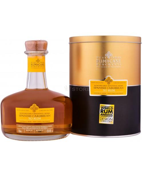 Spanish Caribbean XO Remarkable Regional Rums 0.7L