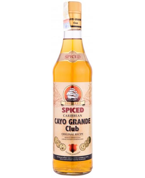 Cayo Grande Spiced Original 0.7L