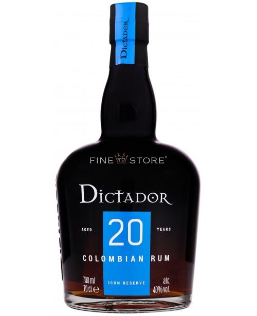 Dictador 20 Ani 0.7L