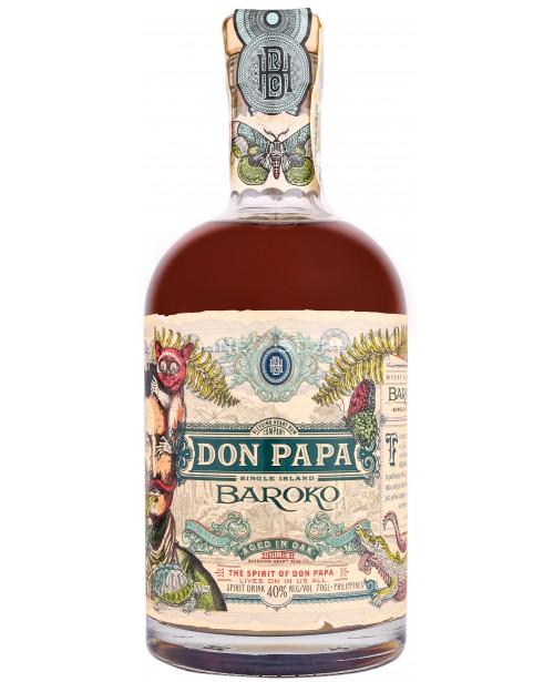Don Papa Baroko 0.7L