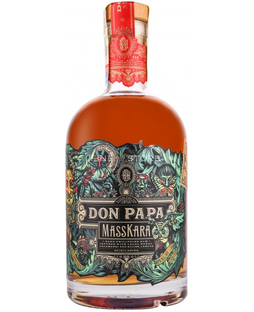 Don Papa Masskara 0.7L