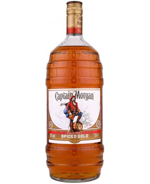 Captain Morgan Spiced Gold 1.5L