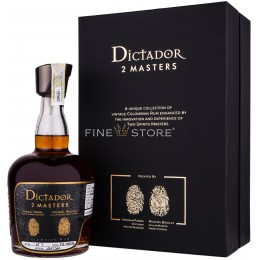 Dictador 2 Masters Hardy Summer Blend 1976 & 1978 0.7L