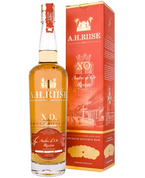 A.H.Riise XO Ambre d'Or Reserve 0.7L