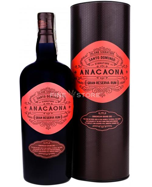 Anacaona Rum Gran Reserva Island Signature 0.7L
