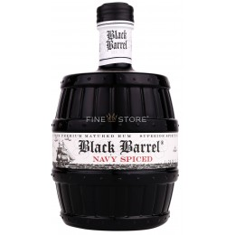 A.H.Riise Black Barrel Navy Spiced 0.7L