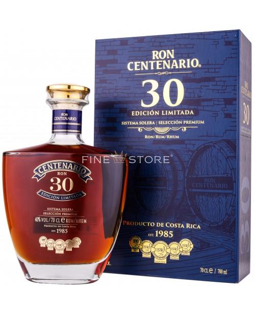 Centenario Ron Editie Limitata 30 Ani 0.7L
