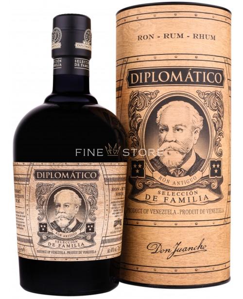 Diplomatico Seleccion De Familia 0.7L