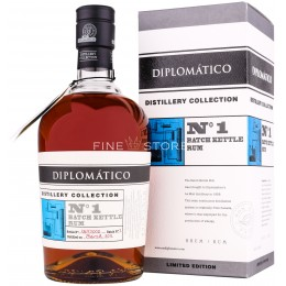 Diplomatico Batch Kettle Rum Distillery Collection N0 1 0.7L