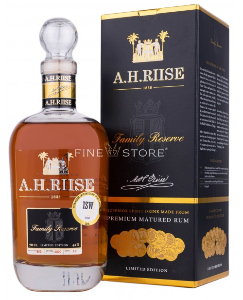 A.H.Riise Family Reserve 0.7L