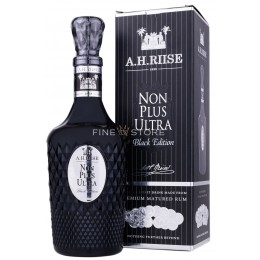 A.H.Riise Non Plus Ultra Black Edition 0.7L