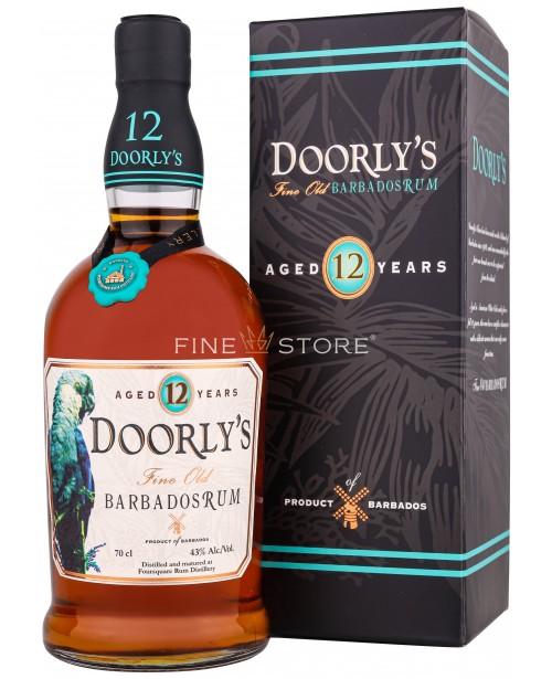 Doorly's Barbados Rum 12 Ani 0.7L