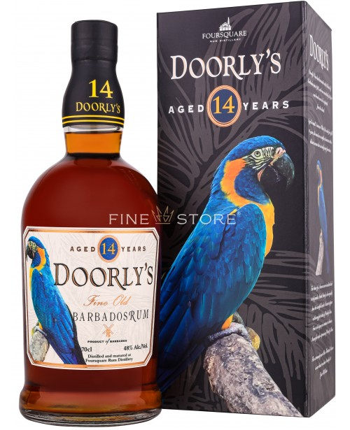 Doorly's Barbados Rum 14 Ani 0.7L