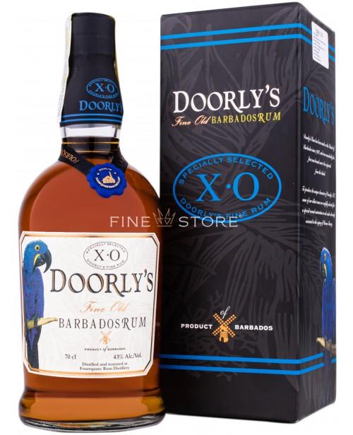 Doorly's Barbados Rum XO 0.7L