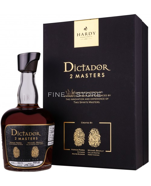 Dictador 2 Masters Hardy Spring Blend 1975 & 1977 0.7L