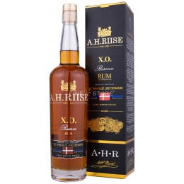 A.H.Riise XO Reserve The Thin Blue Line Denmark 0.7L