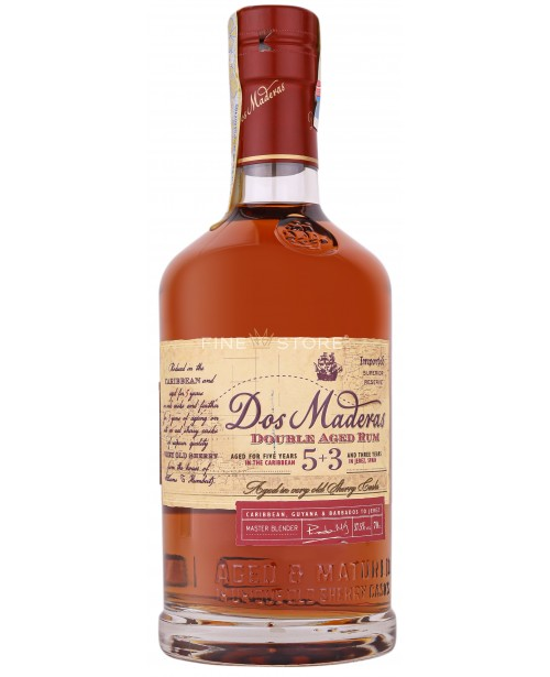 Dos Maderas Double Aged 5 + 3 0.7L