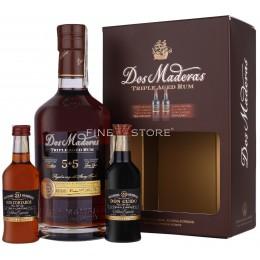 Dos Maderas Rum Tasting Kit