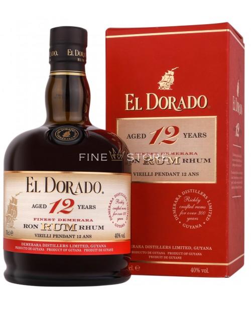 El Dorado 12 Ani 0.7L