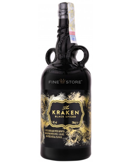 Kraken Black Spiced Unknown Deep Ceramica Editie Limited 0.7L