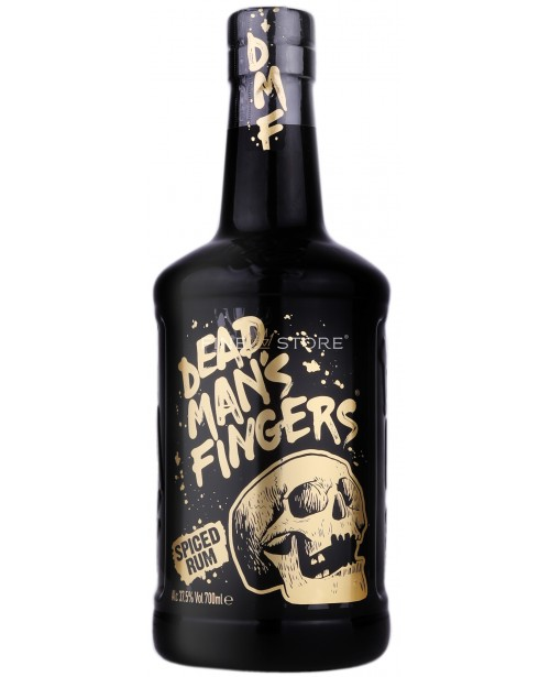 Dead Man's Fingers Spiced Rum 0.7L