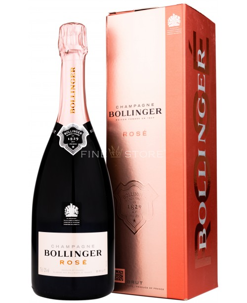 Bollinger Rose Cutie Cadou 0.75L