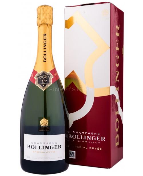 Bollinger Special Cuvee Brut Cutie Cadou 0.75L Top