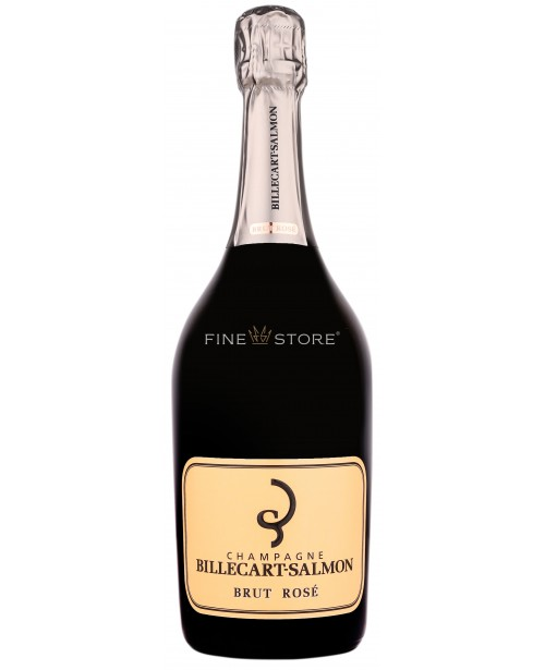 Billecart - Salmon Brut Rose 0.75L