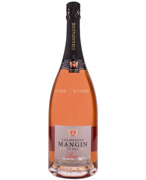 Champagne Mangin Et Fils Rose Brut 1.5L