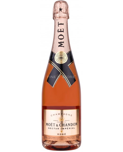 Moet & Chandon Nectar Imperial Rose 0.75L