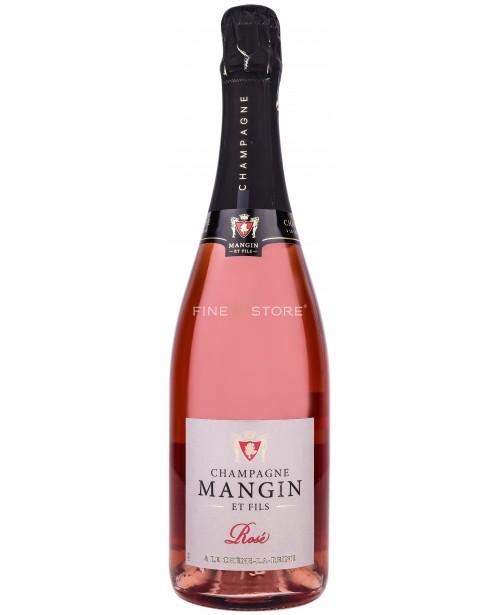 Champagne Mangin Et Fils Rose Brut 0.75L