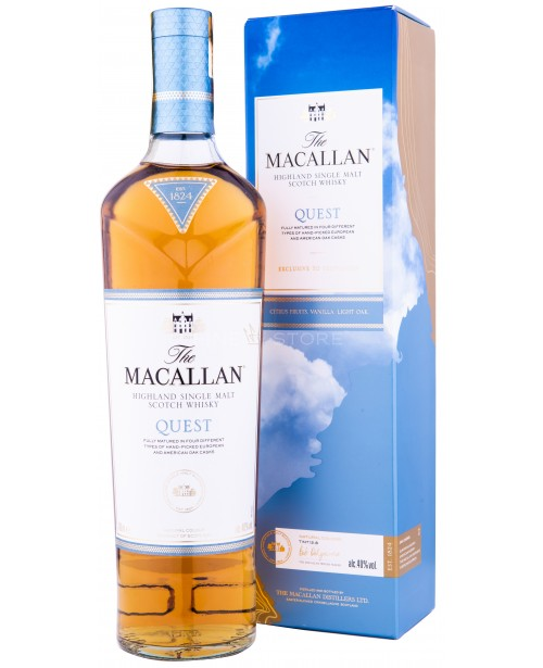 Macallan Quest 0.7L Top