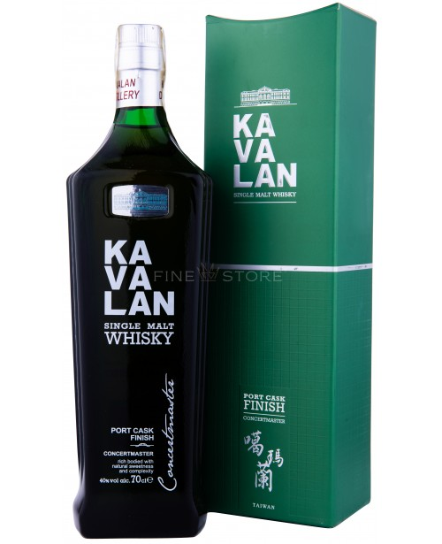 Kavalan Port Cask Finish 0.7L Top