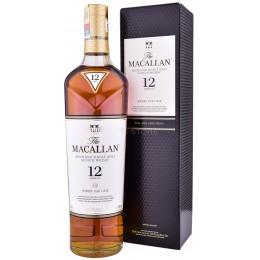Macallan 12 Ani Sherry Oak 0.7L