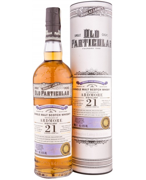 Ardmore 21 Ani 1997 Old Particular 0.7L
