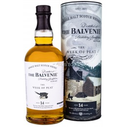 Balvenie The Week Of Peat 14 Ani 0.7L